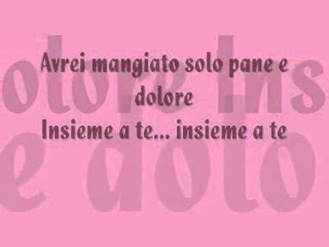Gigi D'Alessio - Vattene via +testo