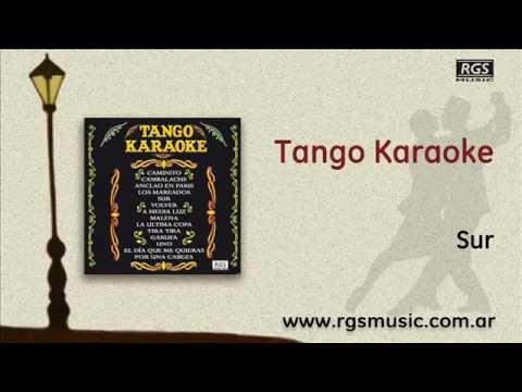 Tango Karaoke - Sur