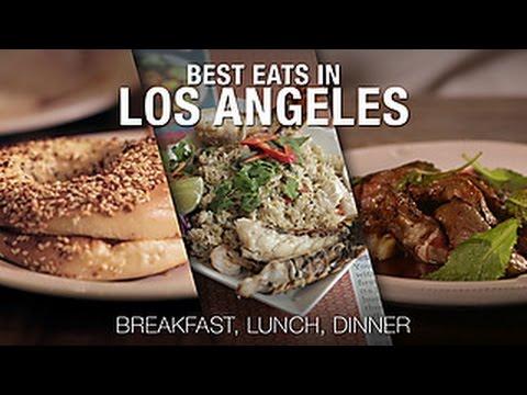 The Best Eats in Los Angeles with Simon Majumdar