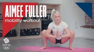 Aimee Fuller mobility workout: Workout Wednesday 09.02.19
