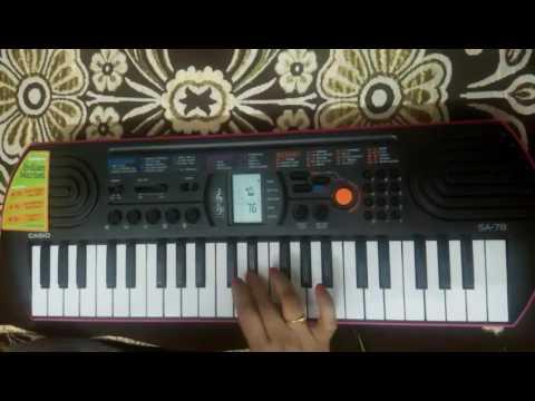 Jana gana mana on Piano Keyboard ~Easy Tutorial/Easy Notes