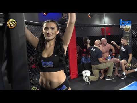 HRMMA 115 Fight 12 Saigh Mullins vs Erick Hastings Heavyweight Ammy Title 2