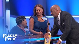 Sure THONG Marilyn! | Family Feud