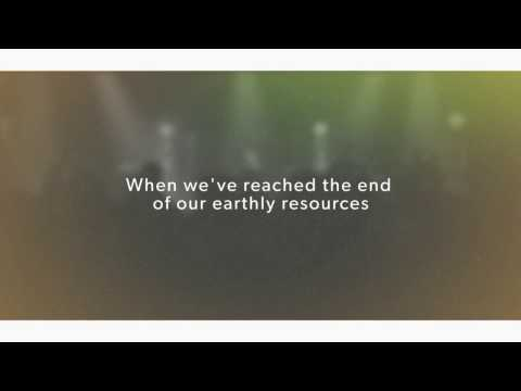 Lou Fellingham - Everlasting Arms (Lean Hard) | Lyric Video | This Changes Everything