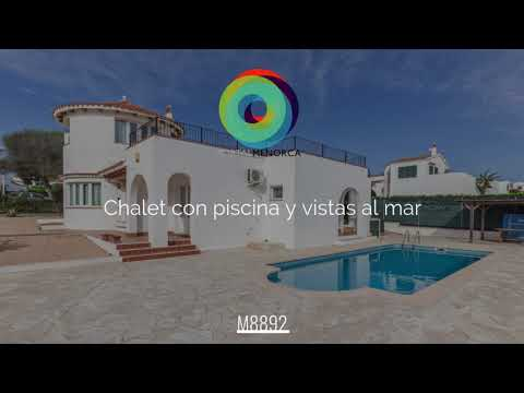 Villa with pool for sale in S'Algar