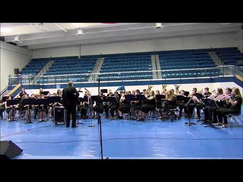 Pierce County High School Sound of Silver Symphonic Band End of Year 2018 19 Concert