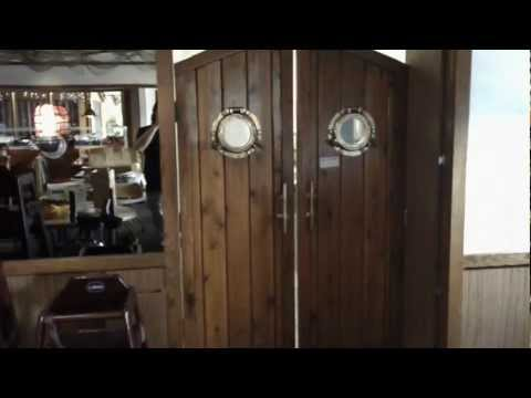 (2) Sets Swinging Doors - Lauro Auctioneers & Restaurant Equipment - South Florida