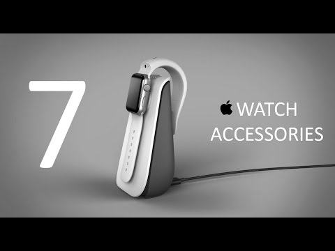 7 Best Apple Watch Accessorries : Buyer's Guide