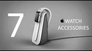 7 Best Apple Watch Accessorries : Buyer's Guide