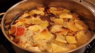 How to Make Beef Stock - Classic Beef Stock Recipe