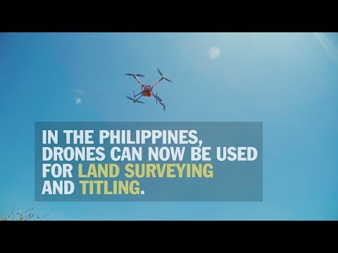 Drones for Land Titling