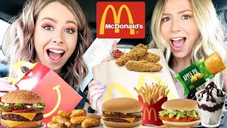 TRYING EVERYTHING ON THE DOLLAR MENU! | FAIL?