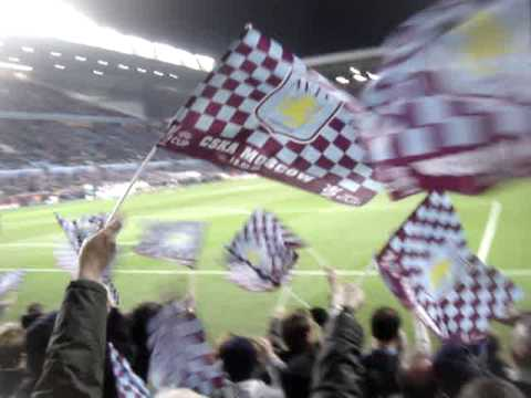Aston Villa v CSKA Moscow (Welcome)