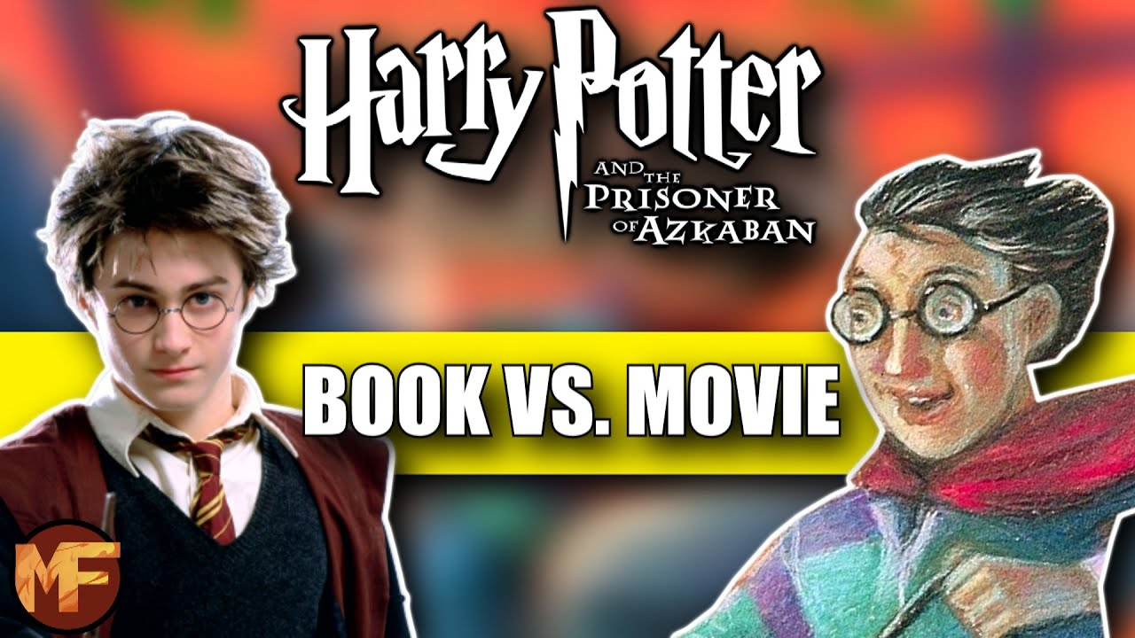 Every Single Difference Between the Prisoner of Azkaban Book & Movie (Harry Potter Explained)