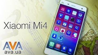 Обзор смартфона Xiaomi Mi4
