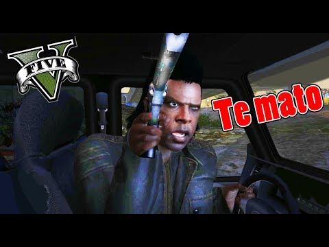 GTA 5 LIFE - EL SECUESTRADOR MAS MONGOLO DEL MUNDO XDDD - Nexxuz