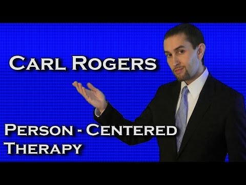 """carl rogers person centered seven stages This video features carl rogers' life and work and the development of the """"person-centered"""" approach to counseling, education and human relationships."""