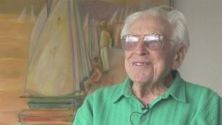 Gordon Miller, Snipe sailor - Interview