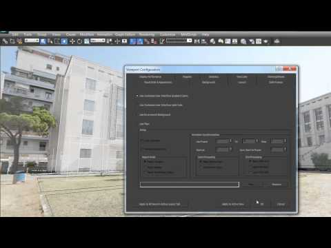 Image based modeling with 3dsMax Palazzo M part2