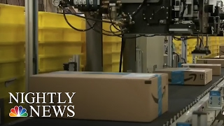 Cyber Monday: How To Keep Porch Pirates From Pilfering Your Packages | NBC Nightly News