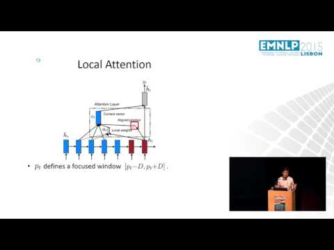 12  effective approaches to attention based neural machine t