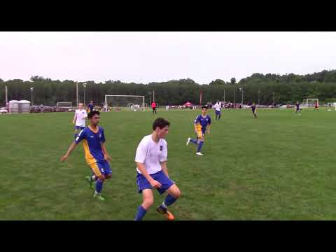 VA 01 vs ENY 01 2nd half ODP East Region Tournament
