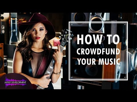 How To Crowd Fund Your Music with Jessica Louise