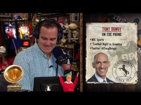 Tony Dungy on The Dan Patrick Show (Full Interview) 9/8/16