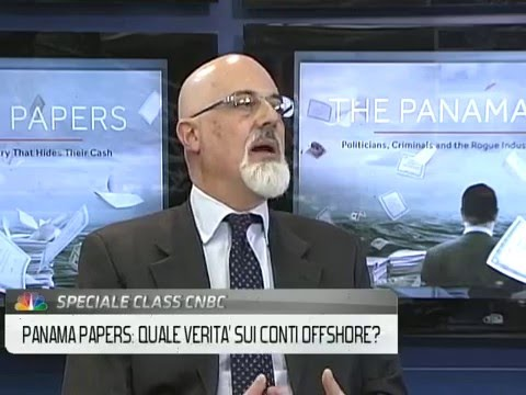 "Intervista a Piergiorgio Valente - ""Panama Papers: Quale Verità sui Conti Offshore?"" 04/04/2016"
