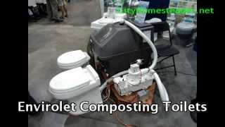Envirolet Composting Toilets