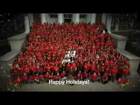 University of Maryland 2011 Holiday Greetings