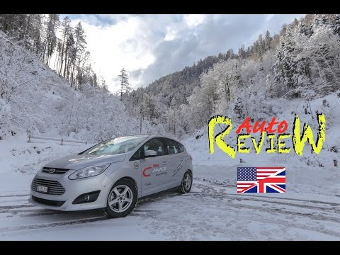 2016 Ford C-Max 2.0 PHEV Energi Plug-in Hybrid | Auto Review | Switzerland | Episode 61 [ENG]
