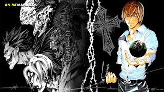 Death Note cosas que te romperán la cabeza