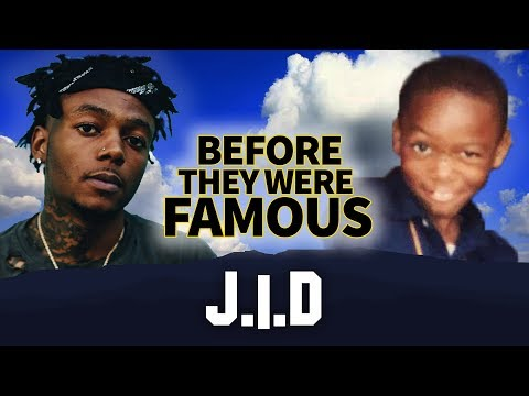J.I.D   Before They Were Famous   DiCaprio 2