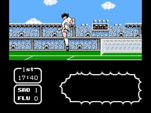 NES Longplay [579] Captain Tsubasa Vol.II: Super Striker (Fan Translation)