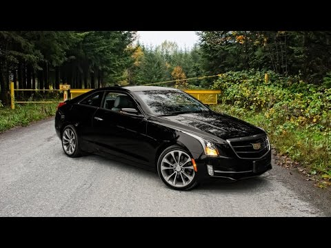 2016 Cadillac ATS 0-60 Acceleration Test Super Fast ! - YouTube