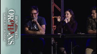 Gundam: Iron-Blooded Orphans - Voice Actor Panel - Voice Actor Recording Stories