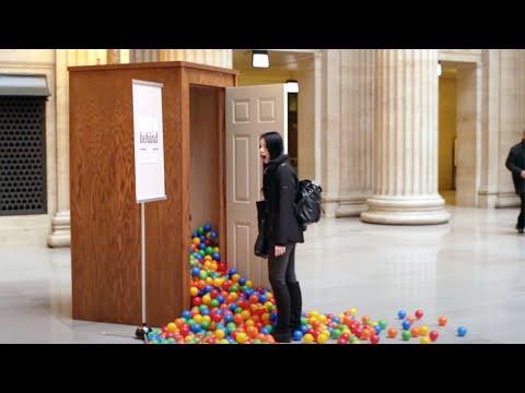 Ball Pit Door