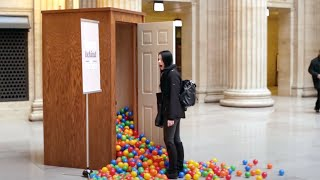 Ball Pit Door