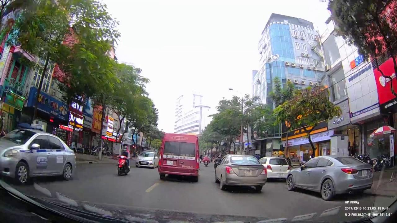 Phố Thái Hà Quận Đống Đa Hà Nội | Ha Noi Business Travel | FWD ...
