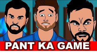 RISHABH PANT KA GAME