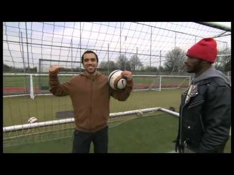 Danny's Pop Star Challenge: Angel - BBC MOTD Kickabout