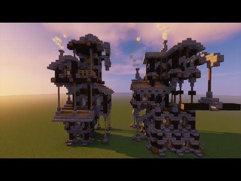 minecraft steampunk