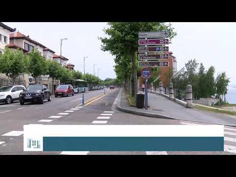 Nuevos carriles bici en Santander