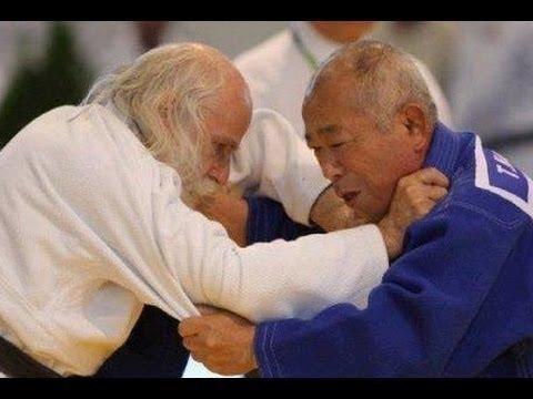 entrenamiento de judo tradicional. hd