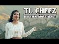 Tu Cheez Badi Hai Mast Mast - Ed Sheeran - Shape Of You - Vidya Vox Mashup Cover