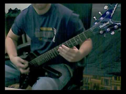 Lamb of God - Remorse is for the dead (guitar cover)