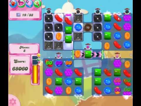 Candy crush saga level 2700 real game youtube - 1600 candy crush ...