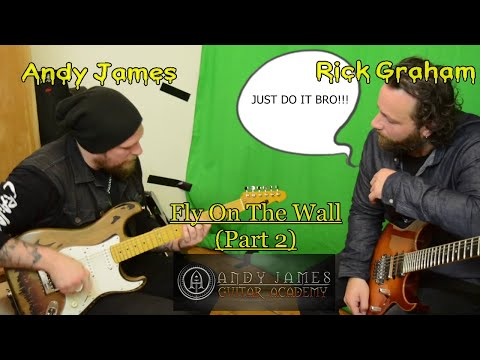 Andy James And Rick Graham Online Guitar Lessons (part 2)