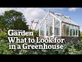 What to Look for in a Greenhouse | Kitchen Garden Magazine |
